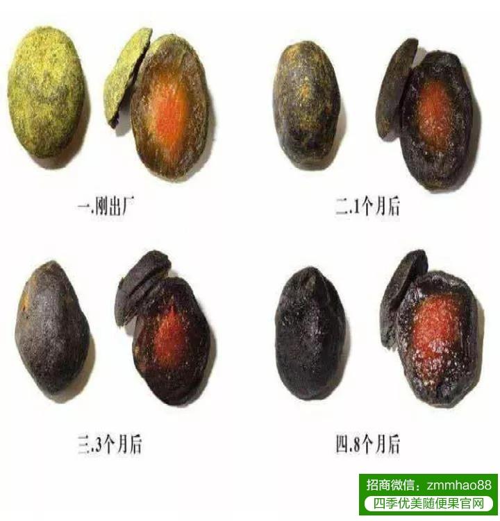 不同的人吃随便果味道不同以及外观不同的原因
